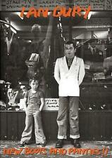 """IAN DURY POSTER """"NEW BOOTS & PANTIES"""""""