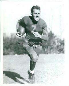 1930s Don Hutson All American FB Alabama Original News Service Photo