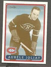 1993 OPC Fanfest Puck Canadiens' Aurele Joliat