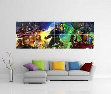 Avengers Infinity War Marvel GIGANTE wall art print poster foto