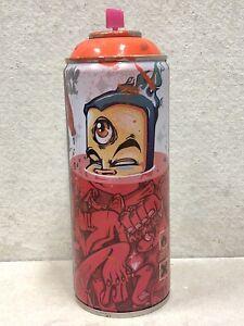 Ironlak Limited Edition WAYNOLOGY'S BLOOD Graffiti Spray Can