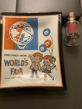 1964 1982 World's Fair Memorabilia