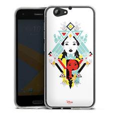 HTC One A9 s Silikon Hülle Case HandyHülle - Pocahontas