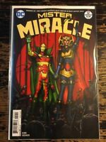 Mister Miracle #12 DC Comic 1st Print 2018 Unread NM