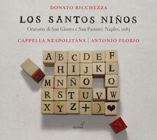 Donato Ricchezza : Donato Ricchezza: Los Santos Niños: Oratorio Di San Giusto E