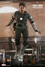Hot Toys 1/6 MMS582 - Iron Man - Tony Stark (Mech Test Version) Deluxe Version