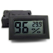 Mini Digitale Display Termometro Igrometro LCD Tester Umidità Temperatura Biance