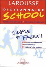 Larousse Dictionnaire School: Francais-Anglais/Ang