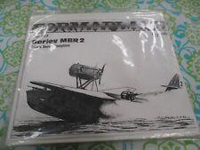 1/72 Scale Vacuform Forma Plane Beriev MBR 2 unbuilt kit # D18 in original bag