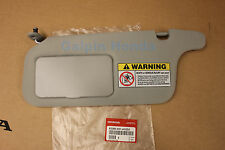 1996-2000 Honda CIVIC *CLEAR GREY* Driver Side Sunvisor (83280-S01-A32ZA)