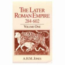 The Later Roman Empire, 284-602: A Social, Economic, and Administrative Survey.