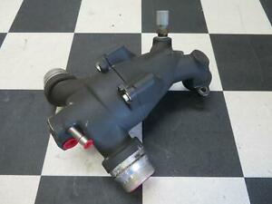 2012 ASTON MARTIN RAPIDE 6.0L V12 ENGINE MOUNTED THERMOSTAT HOUSING, 8G439K478A