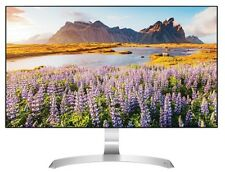 "LG 27"" , IPS  LED COMPUTER MONITOR SLIM BEZEL 1920x1080, 5ms , HDMI, 27MP89HM-S"