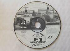 55296 F1 del campeonato temporada 2000-Sony PS1 Playstation 1 (2000) SLES 03117