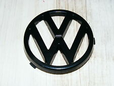 orig.Emblem Kühlergrill Grillemblem schwarz VW Jetta 2 II GT GLI16V GT16V US NEU