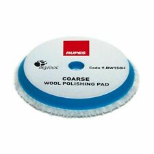 """5.75"""" Rupes Blue Coarse Wool Cutting & Polishing Pad - For 5""""  backing plate"""