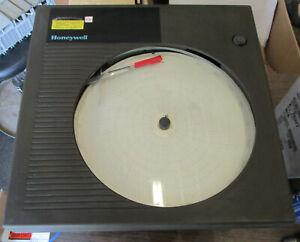 HONEYWELL DR4200 GP1 Truline Chart Recorder DR4200GP1-00-GG00000 UsedCutOut