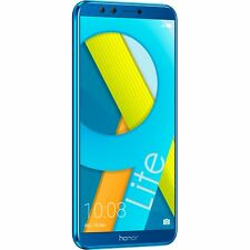Honor 9 Lite 32GB, Handy, blau