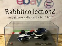 "DIE CAST "" BRABHAM BT52B - 1983 NELSON PIQUET "" FORMULA 1 COLLECTION 1/43"