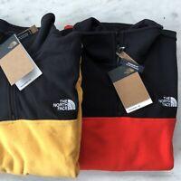 The North Face Men's TKA Glacier 1/4 Zip Fleece Pullover Sweatshirt New