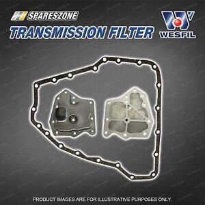 Wesfil Transmission Filter for Nissan X-Trail T30 WCTK143 2001-2007