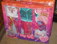 NEW! My Life As Jojo Siwa 2018 Clothes Set Clothing HTF Free Priority Shipping!