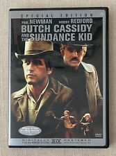 Butch Cassidy and the Sundance Kid Dvd [Special Edition] Very Good Condition