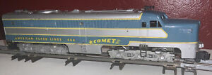 Vintage American Flyer S 466 Comet PA-1  Diesel Locomotive
