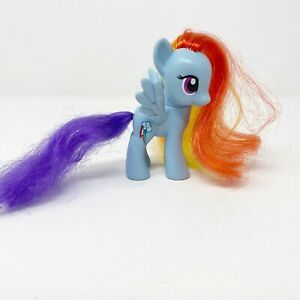 My Little Pony G4 Rainbow Dash 2010 Brush-able Single Friendship is Magic