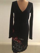 Desigual Kleid in Größe 38, schwarz, Top Zustand