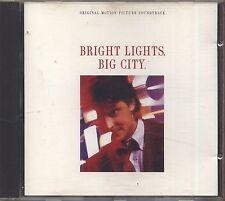 Bright Lights Big City - PRINCE NEW ORDER DEPECHE MODE - CD OST 1988 NEAR MINT