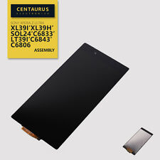 For Sony Xperia Z Ultra C6833 C6843 C6806 C6802 SOL24 Touch Screen LCD Display