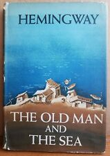 Ernest Hemingway The Old Man and the Sea First Edition First Printing