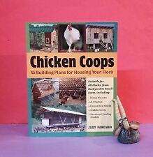 J Pangman: Chicken Coops ~ 45 Building Plans for Housing Your Flock/DIY/animals