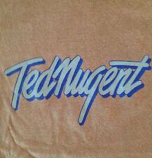 Ted Nugent 1979 Concert Tour Shirt