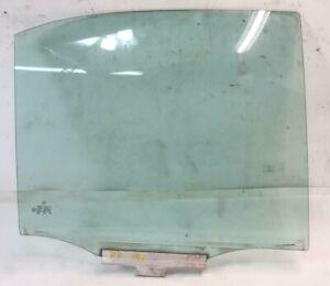 96-02 MERCEDES W210 E430 REAR RIGHT PASENGER SIDE DOOR WINDOW GLASS OEM