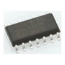 5 X AD8604DRZ de Analog Devices, cuatro Op Amp 8.4MHz CMOS carril a carril 3V, 5V 14-Pin