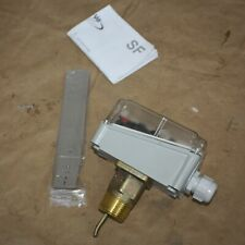 Industrie Technik SF1K Paddle flow switch corrosive sea water