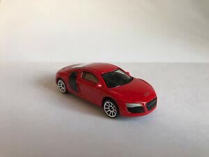 Audi R8, Majorette Modèle Auto 1:64