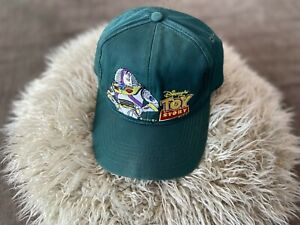 Vintage Toy Story Hat Buzz Lightyear Movie Promo SnapBack Youth OSFM Embroidered