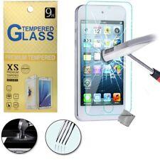 Film de protection vitre verre trempe transparent pour Apple iPod Touch 5