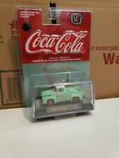 M2 Machines  Coca Cola1956 Ford F-100 Chase