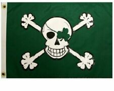 "Flappin' Flags Blarney Bones 12""x18"" Pirate Flag"