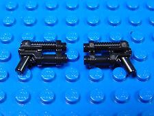 Lego-Minifiguras Serie 13] 2 armas de negro para el Galaxy Trooper serie 13 piezas