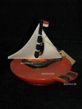 +# A000772_39 Goebel Archiv Muster Aschenbecher Ascher Ashtray Segelboot RX18