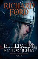 El heraldo de la tormenta (Spanish Edition)