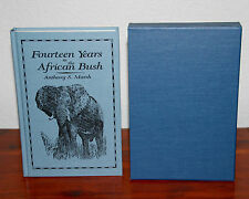 Fourteen Years in the African Bush, Anthony S Marsh