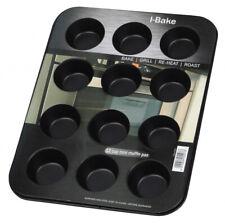 Pendeford I-Bake Non-Stick Mini Muffin 12 cup