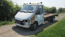 SMILEY FORD TRANSIT RECOVERY TRUCK NO MOT SPARES OR REPAIRS RUNS GREAT EXPORT