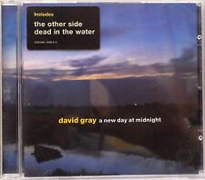 """David Gray - A New Day At Midnight (CD 2002) Features """"The Other Side"""""""